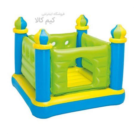 با کیفیت ترین قلعه و قصر بادی کودک اینتکس در یزد