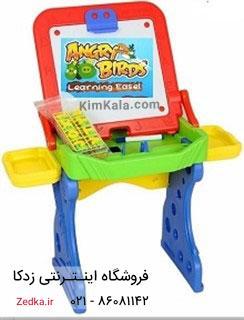 بهترین برد آموزشی و سرگرمی کودکان با طرح Angry Birds در یزد